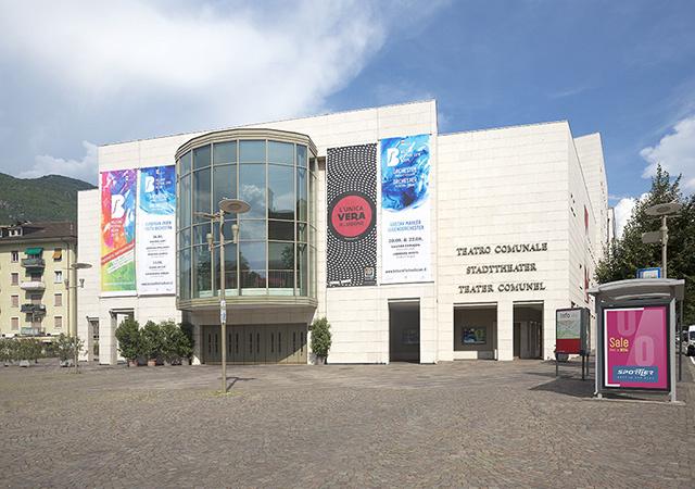 Stadtheater Bozen